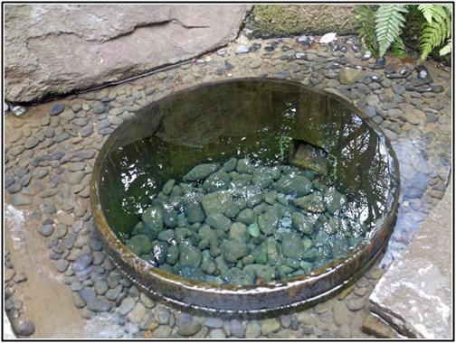 清正の井戸の画像