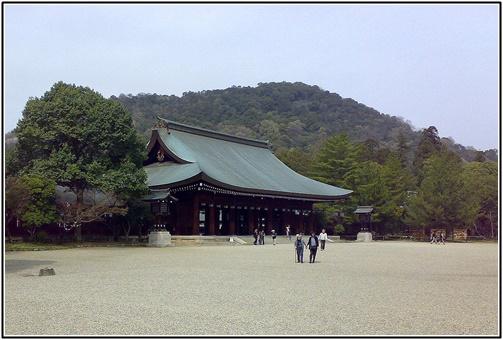 橿原神宮の画像