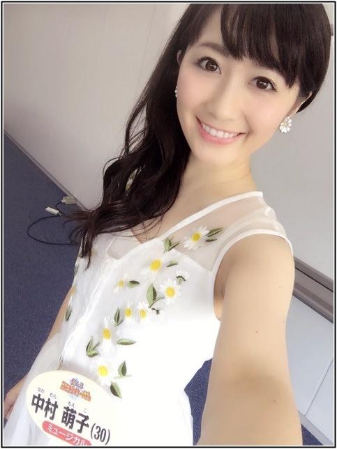 中村萌子の画像