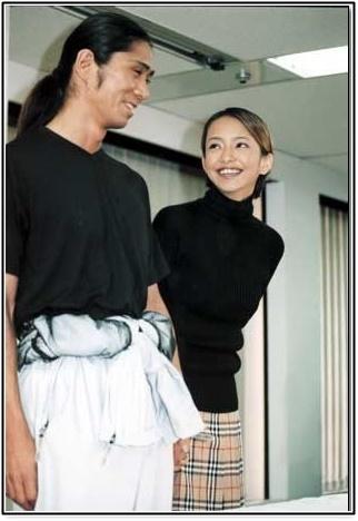 安室奈美恵さんの画像