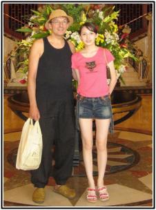斉藤アリスの親の画像