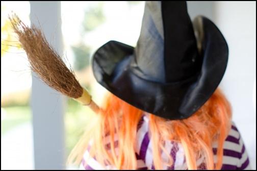 魔女の髪型の画像