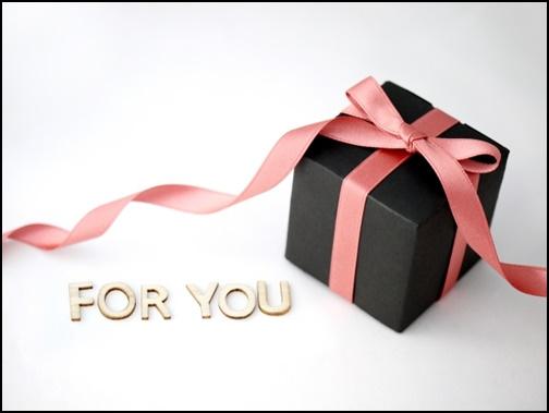 プレゼントボックスの画像