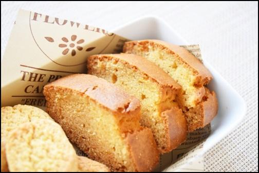 バウンドケーキの画像