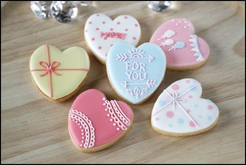 アイシングクッキーの画像