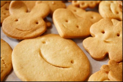 クッキーの画像