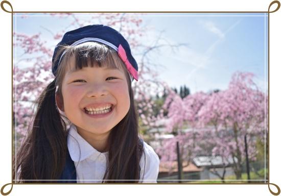 女の子の幼稚園生の画像