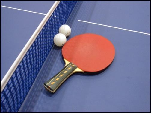 卓球の画像