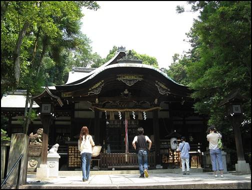 岡崎神社の画像
