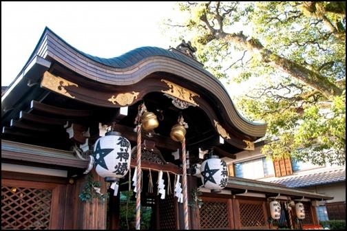 晴明神社の画像