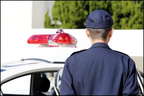 警察の画像