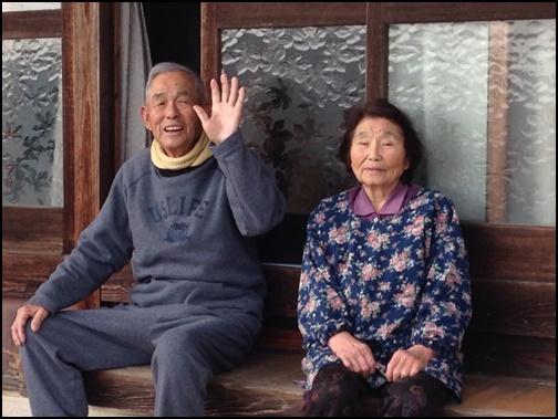 おじいちゃん・おばあちゃんの画像